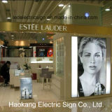 compras Mall LED Advertizing Billboard Display Panel con LED Sign Board
