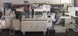 Alta Velocidad de etiqueta en blanco Die Máquina de corte con perforación + Hot Stamping + Hojeadora