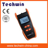 Techwinデジタル光ファイバ力メートルTw3208e