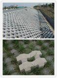 Zcjk Qty6-15 Machine à briques creuses en béton entièrement automatique