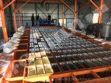 300 toneladas de máquina de gelo industrial da grande capacidade de máquina de gelo do bloco