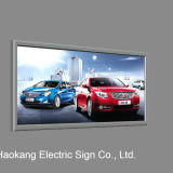 Стена Frames Large Backlit СИД Light Box для Advertizing Display Used на Outdoor с крытый