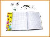 A5 - 선전용 선물을%s 70GSM 두꺼운 표지의 책 노트북 학생 메모 패드