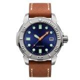 Het klassieke Horloge Bg434 van de Manier van het Roestvrij staal van de Beweging van Japan van de Stijl