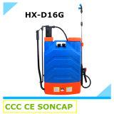 2 agriculturais em 1 Hand e Electric Knapsack Power Sprayer (HX-D16G/18G)