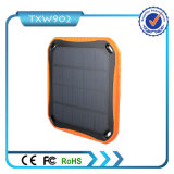 La Banca 5600 mAh di energia solare del USB 2 per il telefono mobile