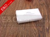 Leche hidratante jabón rectangular con papel ácido sulfúrico Paquete