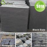 Granit/Marmor/Basalt/Schiefer-/Kalkstein-/Sandstein-natürliche Steinfliese