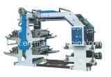 4 Farben-nichtgewebte Gewebe Flexo Drucken-Maschine