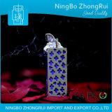 Loto del pendente dei monili del Lazuli di Lapis dell'argento sterlina di stile cinese 925