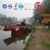 Máquina segador de la colección de basura del río