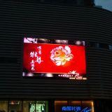 Visualizzazione della matrice a punti di pubblicità esterna LED di colore P6