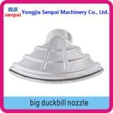 Ugello Duckbill accessorio dell'acqua dell'ugello dello spruzzatore grande
