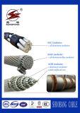 Conducteur renforcé par acier en aluminium du conducteur ACSR