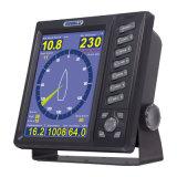 Estação de tempo/anemómetro/sentido da velocidade do vento