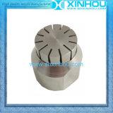 Ugello d'aria industriale delle rondelle dell'aria dell'acciaio inossidabile dello spruzzatore a forma di ventaglio di controllo delle polveri