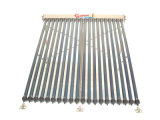 Coletor solar livre de câmara de ar de vácuo do oxigênio