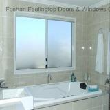 الألومنيوم التجاري الانزلاق النافذة الزجاجية مع أعلى جودة (FT-W85)
