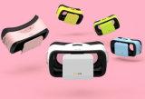 "Leji Vr 4.5 "" - 5.5 "" Smartphoneのための3.0のGoogleのボール紙3DガラスのバーチャルリアリティのVr小型ボックス"