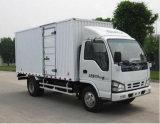 Isuzu 4 Ton Euro IV 4X2 Mini Cargo Truck Van Type