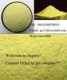 Acetato de Trenbolone del polvo del amarillo de la pureza del 99% para el edificio del músculo