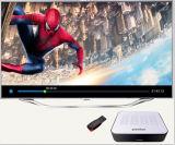 Caja superior del androide TV mejor que la caja superior determinada de Q-Sat