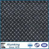 De antislip Geruite Plaat van het Aluminium met Verschillende Patronen