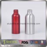 Frasco de alumínio bonito do pulverizador 500ml para a venda por atacado cosmética da água