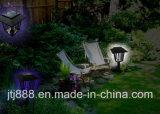 Lámpara al aire libre fotovoltaico del asesino del mosquito del jardín de la energía del jardín