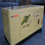 8kw日本Kubota Soudproof Diesel Power Home Generator Set