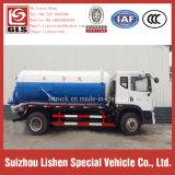 Caminhão Fecal da sução da bomba do caminhão da água de esgoto do vácuo do caminhão da sução M3 de Dongfeng 10