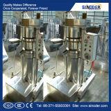 Produtos petrolíferos crus hidráulicos da imprensa de óleo da semente que fazem a máquina