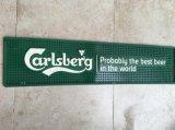 Qualität Plastic Promotional Gift 3D Rubber Bar Mat (BM-021)