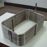 Tubo arrotolato dell'acciaio inossidabile dello scambiatore di calore di ASTM A249