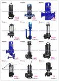 Pomp van het Water van de Pijpleiding van de hoge Efficiency de Verticale Centrifugaal