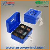 取り外し可能な現金皿が付いている125X95X60 (mm)小さい節約のボックス