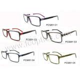 2015 het Nieuwe Optische Frame van de Acetaat van de Manier, de Populaire Mensen Eyewear van de Stijl