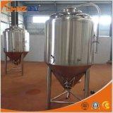 Cuve de fermentation chaude de bière de veste de Dimpe de vente