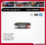 De LEIDENE Mini Lichte Staaf van de Waarschuwing (TBD8980B)