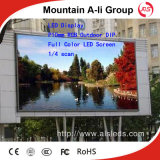 Im FreienFull Color P10 LED Video Display für Commercial Advertizing