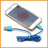 1개의 USB Fast Charging One Cable 8 Pin에 대하여 2 및 iPhone 5s 6 6 Plus를 위한 Micro Compatible 및 Micro Android Samsung Xiaomi HTC Ect
