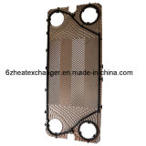 Steam Water Cooling (等しいM15B/M15M)のための版Heat Exchanger