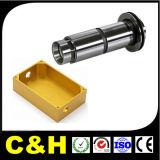 Части CNC алюминия высокой точности изготовления CNC подвергая механической обработке подвергая механической обработке подвергая механической обработке
