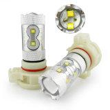 Lámpara de la niebla del CREE 50W LED del poder más elevado de Psx24W