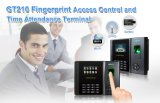 WiFi/GPRS及び組み込み李電池(GT210)が付いている指紋のアクセス制御及び時間の出席ターミナル