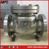 Cast Steel Flanged Balançoire Check Valve