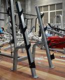 Equipamento da ginástica do equipamento da aptidão/equipamento do martelo/cremalheira do Barbell (SH61)
