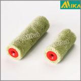 Rouleau de peinture de liaison thermique blanche de laines de 50% mini