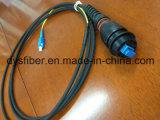 Simplex 7.0m m Gyfjh Patchcord óptico de Odva-Sc/LC SM G652D