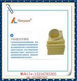 Saco de filtro elevado do coletor de poeira da resistência da temperatura do saco de filtro P84